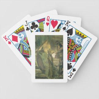 Manet | le pêcheur, c.1861 jeu de cartes
