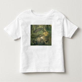 Manet | le pêcheur, c.1861 t-shirt pour les tous petits