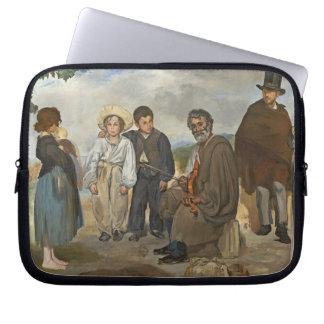 Manet | le vieux musicien, 1862 housse pour ordinateur portable