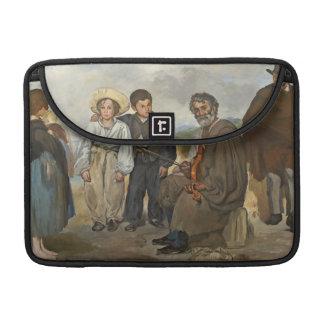 Manet | le vieux musicien, 1862 poche pour macbook