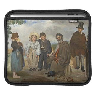 Manet | le vieux musicien, 1862 poches pour iPad