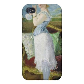 Manet | Nana, 1877 Coques iPhone 4