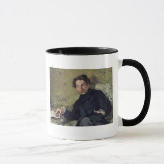 Manet   Stephane Mallarme 1876 Tasse