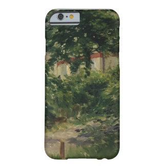 Manet | un coin du jardin en Rueil, 1882 Coque Barely There iPhone 6