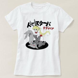 manga rabbit girl sexy japan t-shirt
