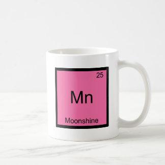 Manganèse - Pièce en t drôle de symbole d'élément  Tasse