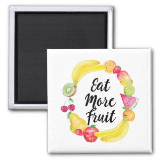 Mangez de plus de fruit aimant
