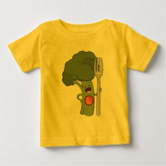 Mangez de votre légume ! t-shirt pour bébé
