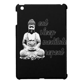 Mangez, dormez, méditez, répétez coques iPad mini