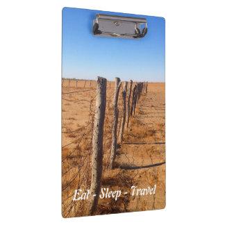 Mangez le porte - bloc de barrière de désert porte-bloc