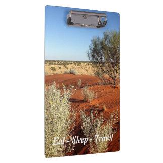 Mangez le porte - bloc de désert australien de porte-bloc