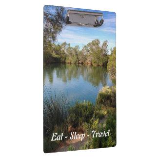 Mangez le porte - bloc de Hot Springs d'Australien Porte-bloc