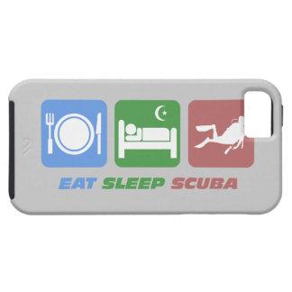 mangez le scaphandre de sommeil coque iPhone 5 Case-Mate