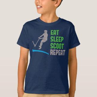 Mangez le sommeil FILENT la répétition, T-shirt