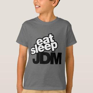 mangez le sommeil JDM T-shirt