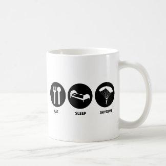 Mangez le sommeil SkyDive Mug