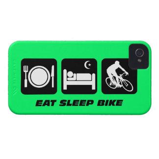 mangez le vélo de sommeil coques Case-Mate iPhone 4