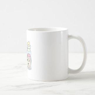 Mangez-moi buvez-moi tasse à café