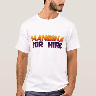 Mangina pour la location t-shirt