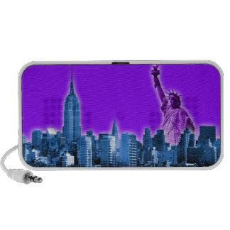Manhattan Haut-parleurs Mobiles