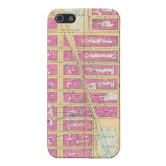 Manhattan, New York 12 iPhone 5 Case