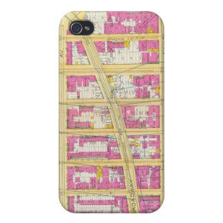 Manhattan, New York 18 Étui iPhone 4