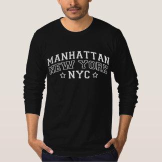 MANHATTAN - NEW YORK a inspiré la pièce en t T-shirt