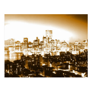Manhattan New York Cartes Postales