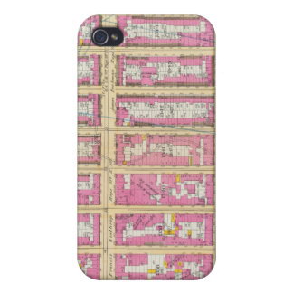 Manhen, New York 12 Coque iPhone 4