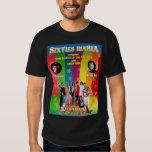 Manie d'années '60 tenant le premier rôle Ron T-shirt