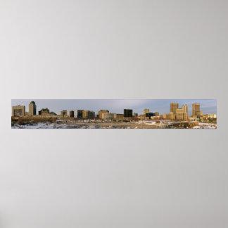 Manitoba (Winnipeg) 1 panoramique Posters