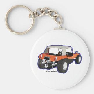 Mannois de buggy des sables porte-clés