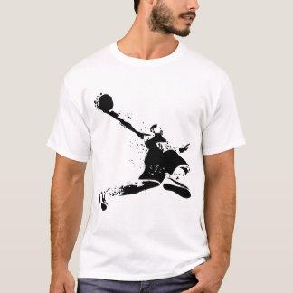 Manoeuvre de basket-ball t-shirt