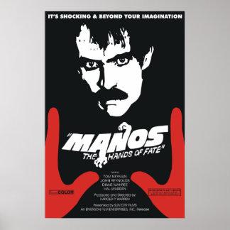 Manos : Les mains du destin Posters