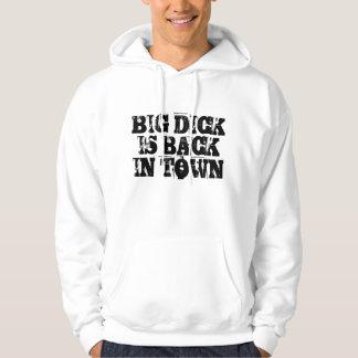 Manteau BIG DICK Sweat-shirts Avec Capuche