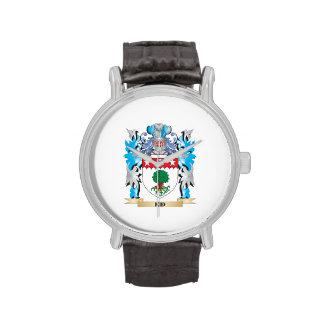 Manteau d enfant des bras - crête de famille montres bracelet