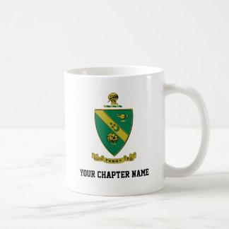 Manteau d'alpha Rho gamma des bras officiel Mug