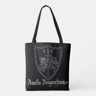 Manteau d'Amelia DragonHunter de sac fourre-tout à