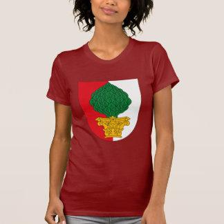 Manteau d'Augsbourg de T-shirt de bras