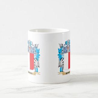 Manteau de bonito des bras tasses à café