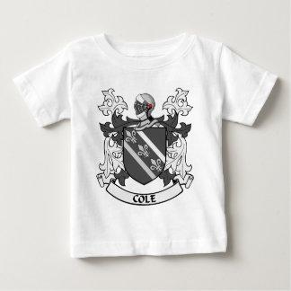 Manteau de COLE des bras T-shirt Pour Bébé
