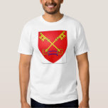 Manteau de Comtat Venaissin (France) des bras T-shirt