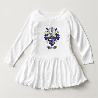 Manteau de crête de famille de Greer des bras Robe Manches Longues