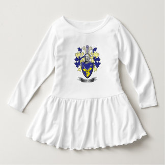 Manteau de crête de famille du Mackenzie des bras Robe Manches Longues