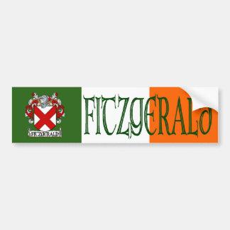 Manteau de Fitzgerald d'adhésif pour pare-chocs de Autocollants Pour Voiture