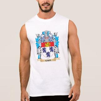 Manteau de Gara des bras - crête de famille T-shirt Sans Manches