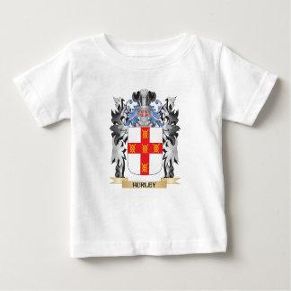 Manteau de Hurley des bras - crête de famille T-shirt Pour Bébé