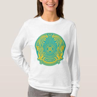 Manteau de Kazakhstan de T-shirt de bras