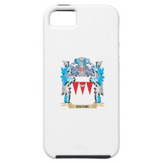 Manteau de Kiddie des bras - crête de famille Coques iPhone 5 Case-Mate