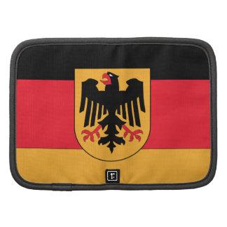 Manteau de l Allemagne des bras Organiseur